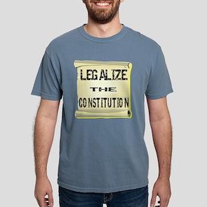blk_Legalize_the_Constitution_1002 T-Shirt