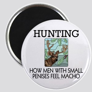 Hunting: How men... Magnet