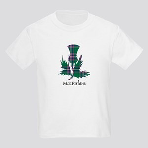 Thistle-MacFarlane hunting Kids Light T-Shirt