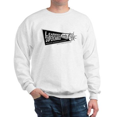 Learning Supercharged Sweatshirt