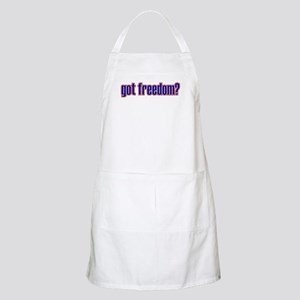 Got Freedom Red White Blue BBQ Apron