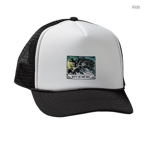 Cheshire Cat Kids Trucker hat