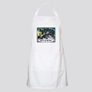 Cheshire Cat Light Apron