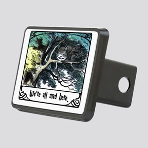 Cheshire Cat Rectangular Hitch Cover