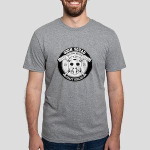 Hockey mask print T-Shirt