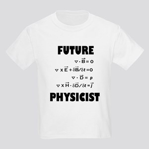 Future physicist Kids T-Shirt