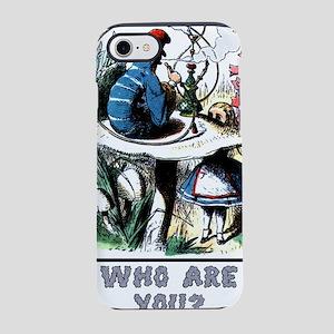 Alice in Wonderland Caterpil iPhone 8/7 Tough Case