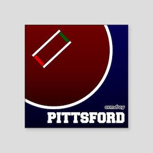 Pittsford Wrestling Sticker
