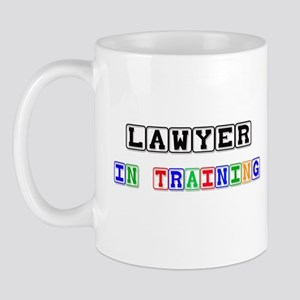 Lawyer In Training Mug