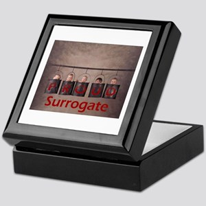 Proud 3 Keepsake Box