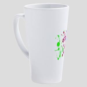 Dance Me To The Fitness 17 oz Latte Mug