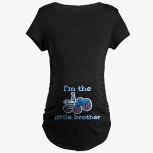 Big Brother 3 Maternity Dark T-Shirt