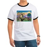 St Francis Doxie Ringer T