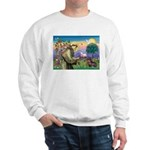 St Francis Doxie Sweatshirt