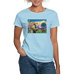 St Francis Doxie Women's Light T-Shirt