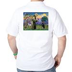 St. Francis Dobie Golf Shirt