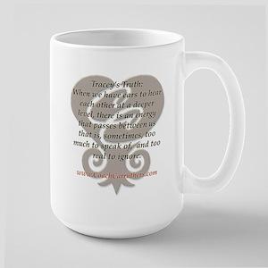 CoachCarruthers.com Large Mug