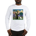 St Francis & English Springer Long Sleeve T-Shirt