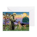St Francis / G Shep Greeting Cards (Pk of 10)