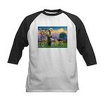 St Francis / G Shep Kids Baseball Jersey