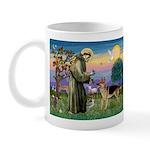 St Francis / G Shep Mug