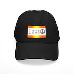 Imagine Peace Black Cap