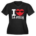 I LOVE LA JOLLA Plus Size T-Shirt