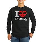 I LOVE LA JOLLA Long Sleeve T-Shirt