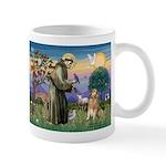 St Francis Golden Mug