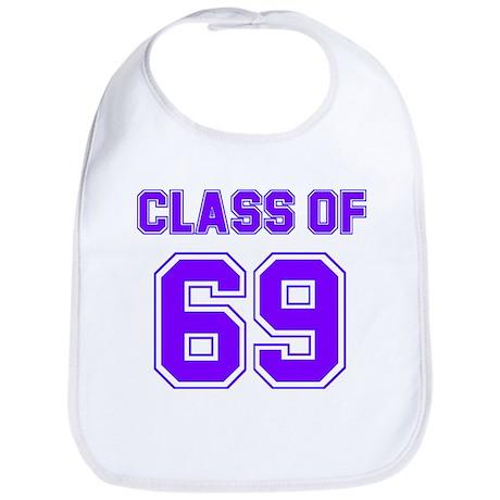 Groovy Class of 69 Bib