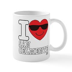 I LOVE SAN CLEMENTE Mugs