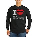 I LOVE SAN CLEMENTE Long Sleeve T-Shirt