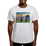 St Francis / Black G-Dane (N) Light T-Shirt