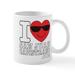 I LOVE SAN JUAN CAPISTRANO. Mugs
