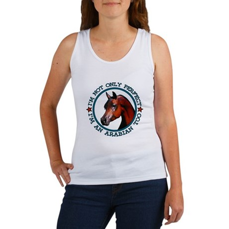 Perfect Arabian Horse Women's Tank Top