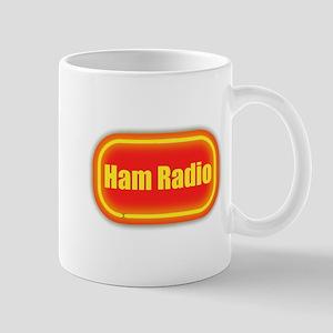 Ham Radio (retro look) Mug