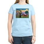St. Fran./ Irish Setter Women's Light T-Shirt