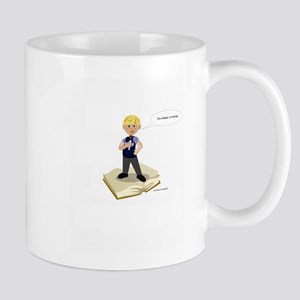 Be different lead 11 oz Ceramic Mug