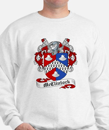 McClintock Family Crest Sweatshirt