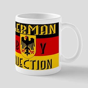 German by Injection Mug
