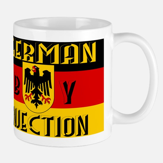 German by Injection Mug