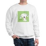 Dalmatian Woof Sweatshirt