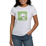 Dalmatian Woof Women's T-Shirt