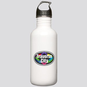 Traverse City Design Stainless Water Bottle 1.0L
