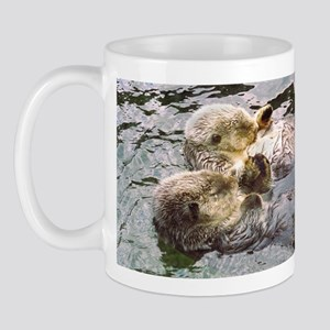 Sea Otter Love Mug