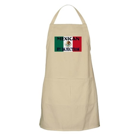 Mexican by Injection BBQ Apron
