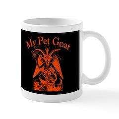 MY PET GOAT DARK Mug