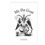 MY PET GOAT Postcards (Package of 8)