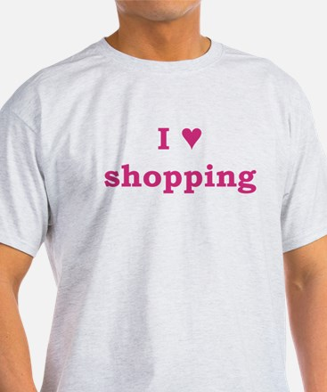 I Heart Shopping T-Shirt