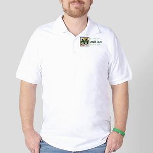 McMillan Celtic Dragon Golf Shirt